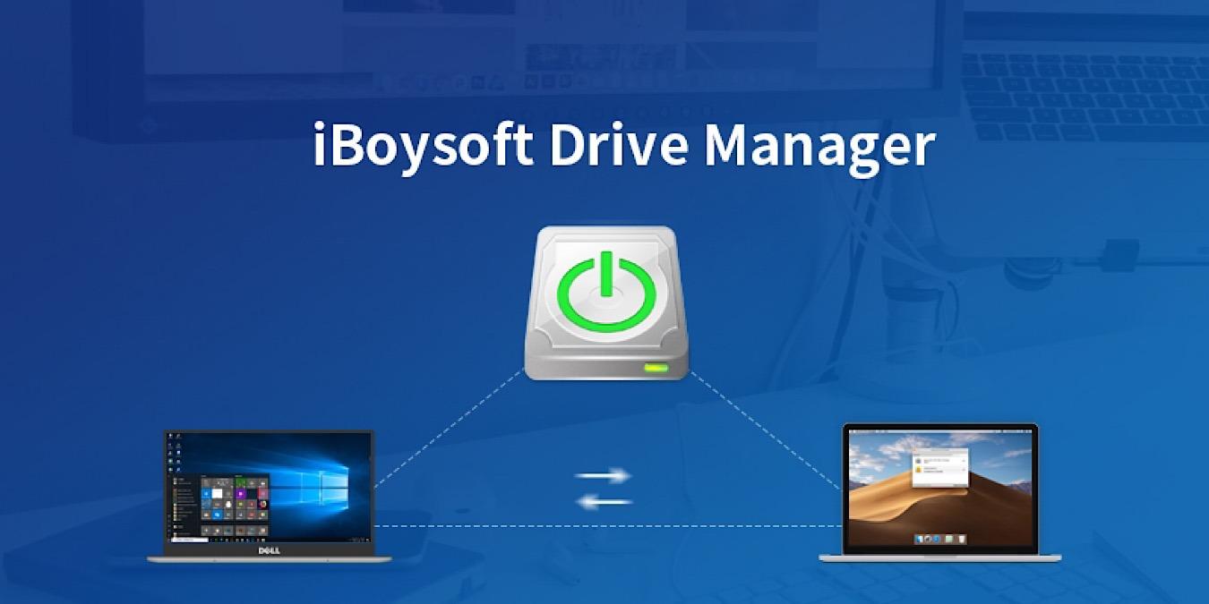 Tangani Hard Drive Anda dengan Mudah di Mac dengan iBoySoft Drive Manager