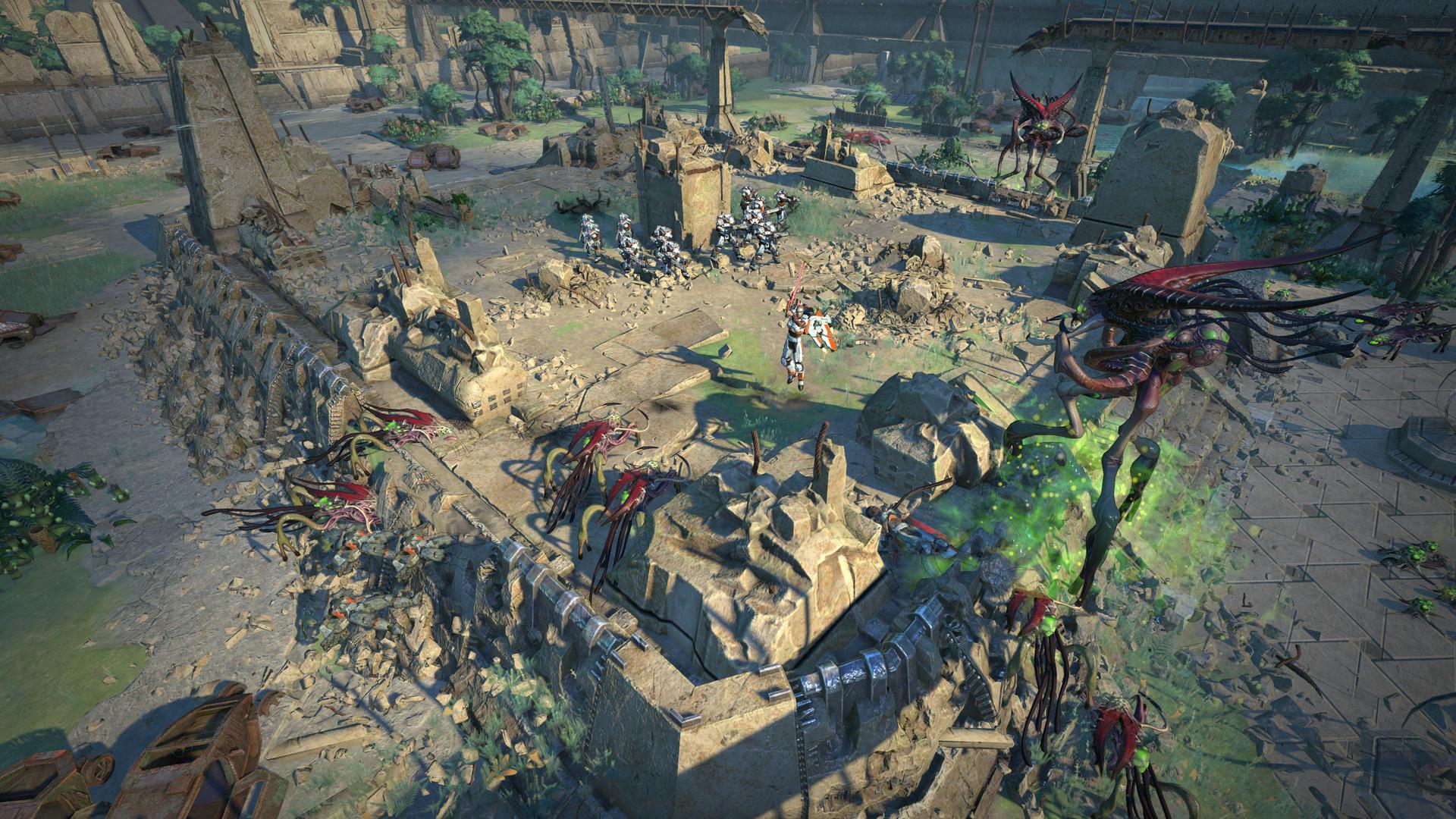 Age of Wonders: Planetfall już dostępny