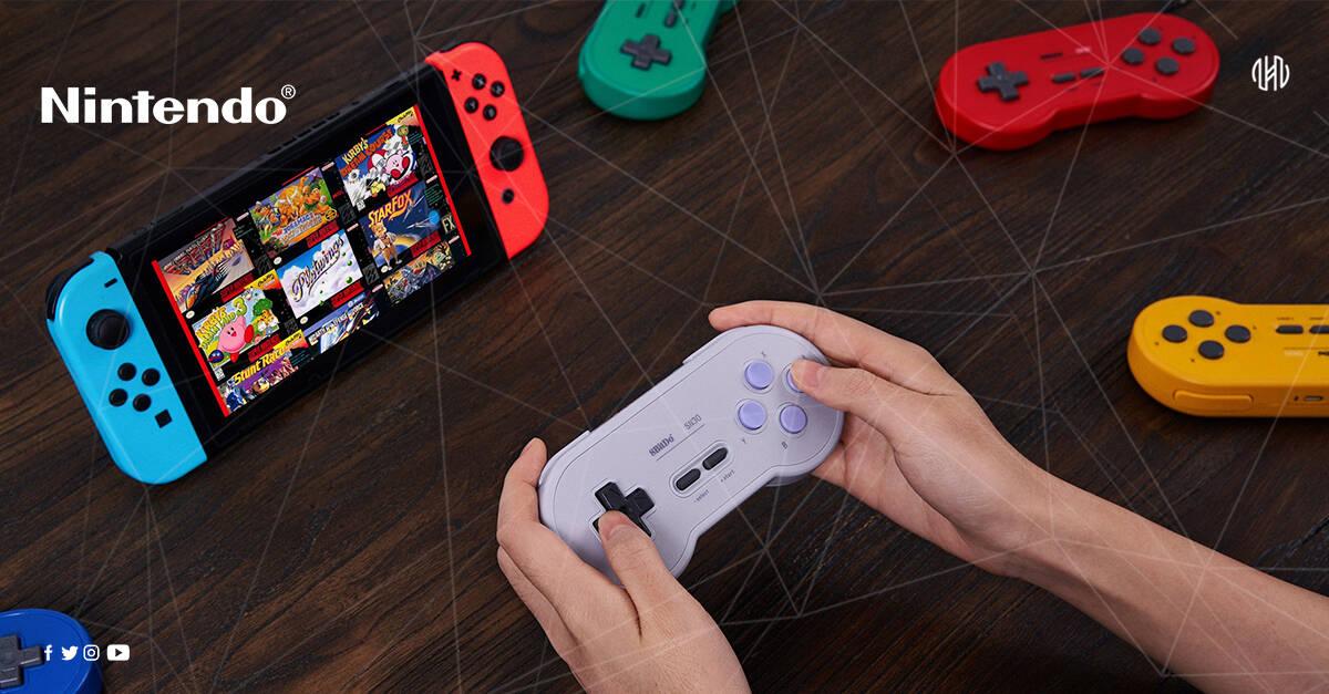 Anda sekarang bisa mendapatkan kontrol retro SNES untuk Nintendo Switch 1
