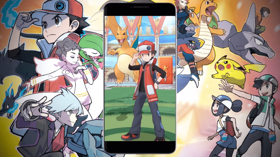 Sekarang Anda dapat mengunduh Pokémon Masters di iOS dan Android Run untuk mencobanya!