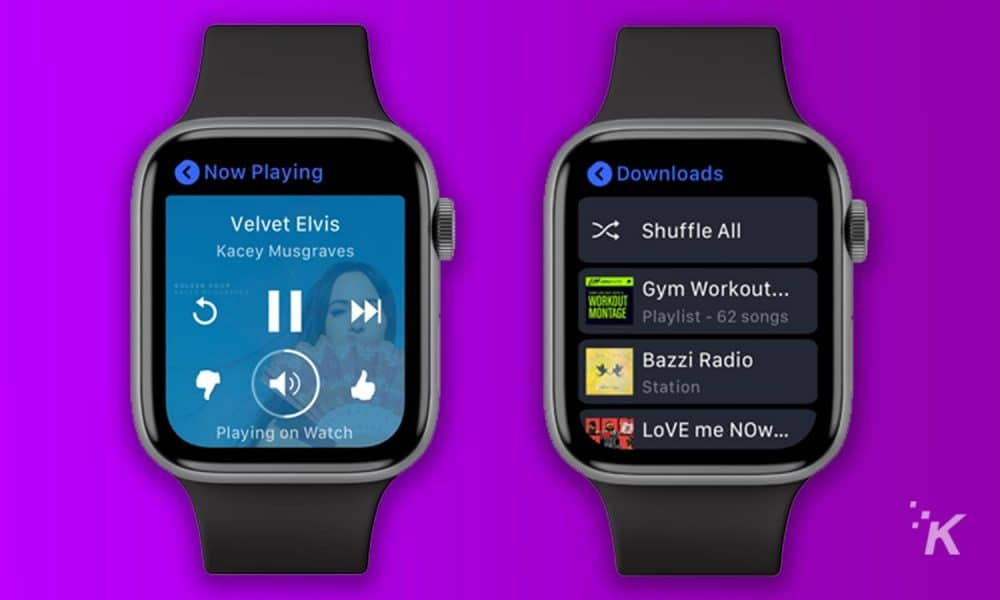Anda sekarang dapat mendengarkan Pandora di blog Anda Apple Watch tanpa perlu iPhone Anda