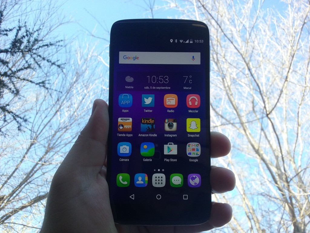 Alcatel One Touch Idol 3 (5,5 inci) [Review] 1
