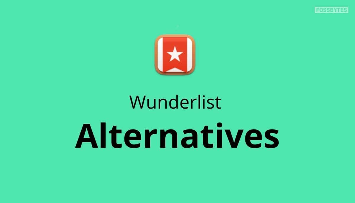 Wunderlist thay thế | 7 Các ứng dụng danh sách việc cần làm tốt nhất cho Android 1