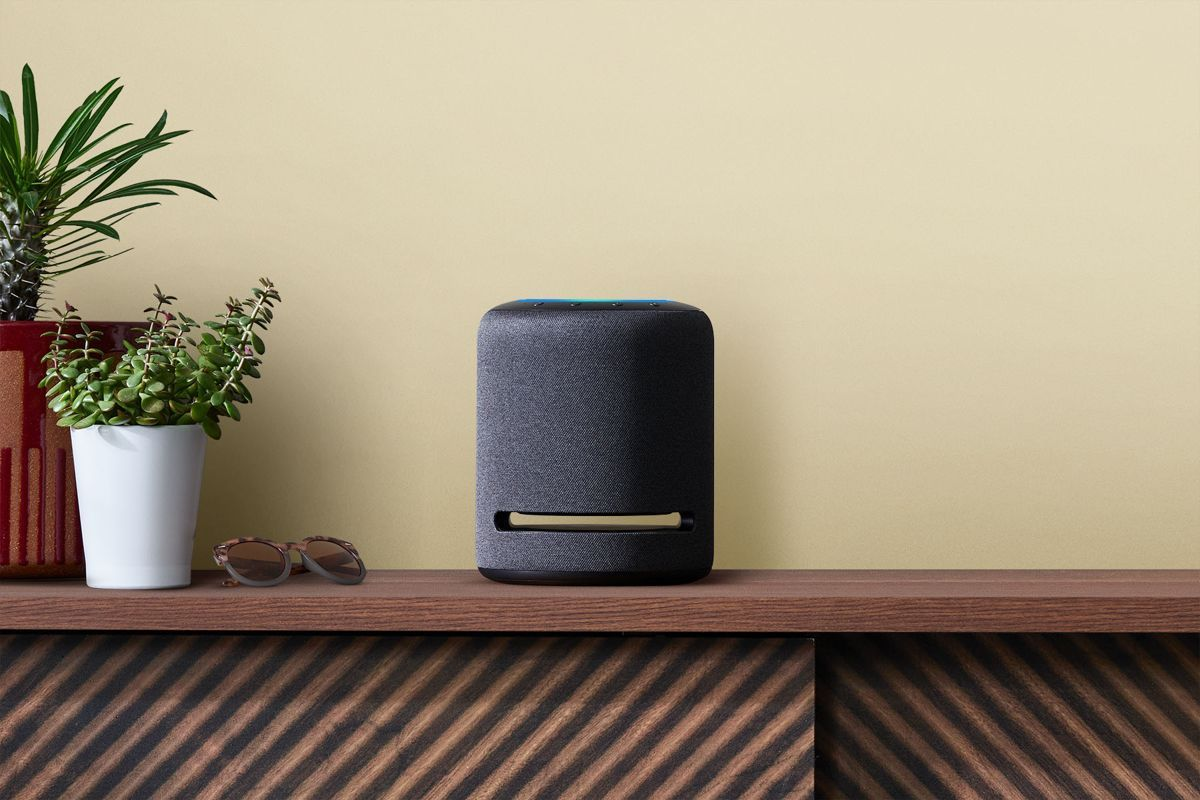 Amazon Tackles Pasar Speaker High-End Dengan The Echo Studio
