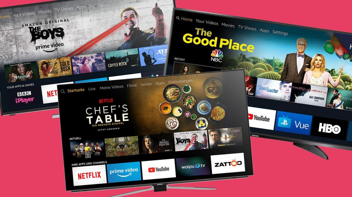 Amazon bertaruh besar pada Anda yang menginginkan TV pintar Alexa dengan peluncuran Fire TV Edition yang besar