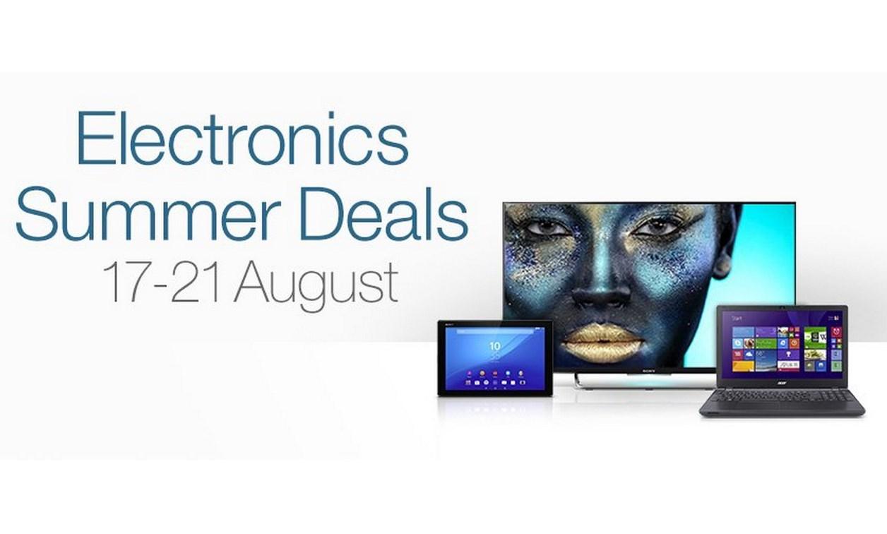 Amazon Penawaran Musim Panas Elektronik - Sekarang, kami memilih penawaran terbaik