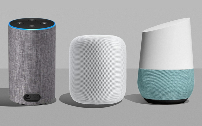 """Amazon Google Apple : loa được kết nối, mối nguy hiểm có thể so sánh với """"thuốc lá"""" không? 1"""