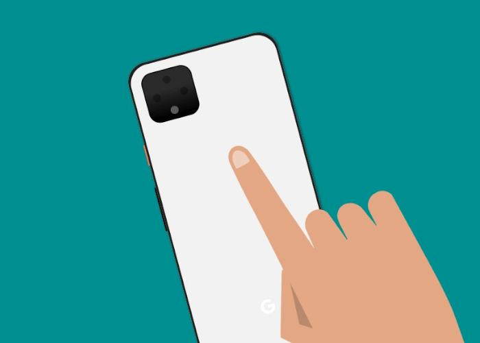 Android 11 estrena gestos en la parte trasera del teléfono y es brutal