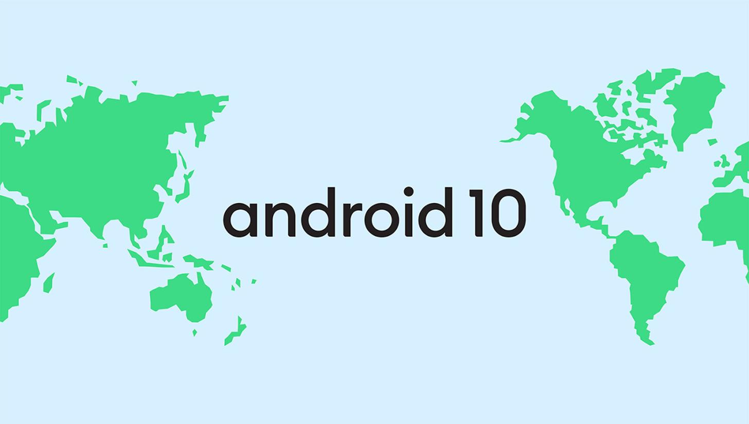 Android Q adalah Android 10 resmi, Google juga mengungkapkan logo Android yang diperbarui