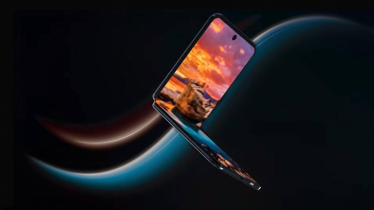 Pojawia się w Galaxy Bloom, nowy telefon Samsung