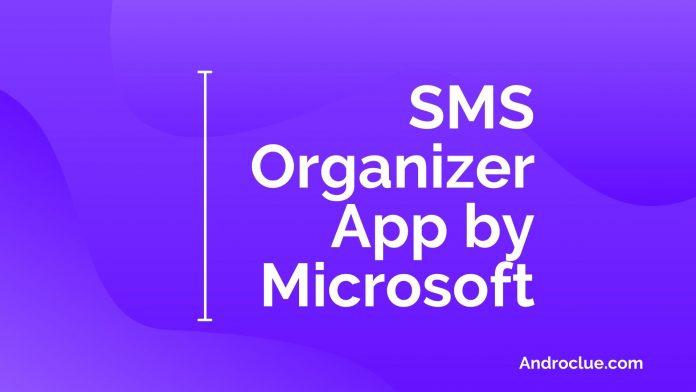 sms arrangör app