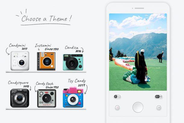 Android-appar för att åldras dina digitala foton 1