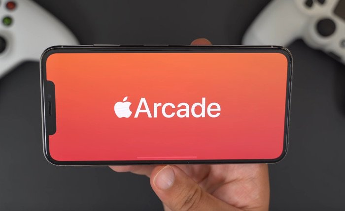 Apple Arcade Hands (Video)