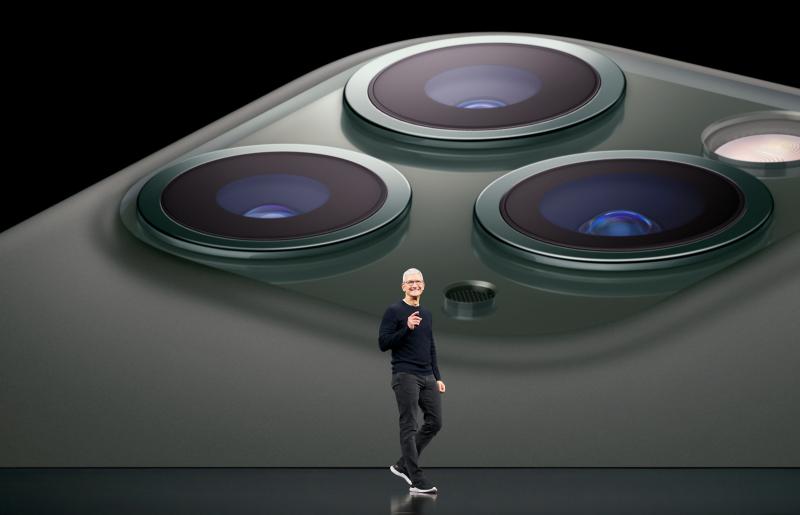 Apple: Ini bisa menjadi kamera rangkap tiga baru dari iPhone 11 Pro