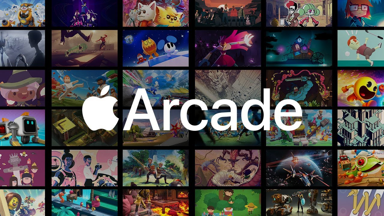 Apple Posting Supercut Dua Menit dari Setumpuk Apple Game Arcade