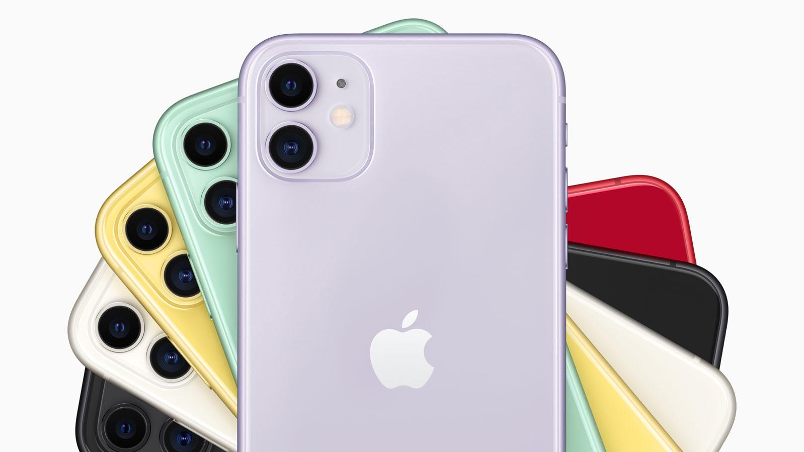 """Apple iPhone 11: Apple meluncurkan iPhone baru dengan dua kamera dan prosesor """"tercepat"""""""