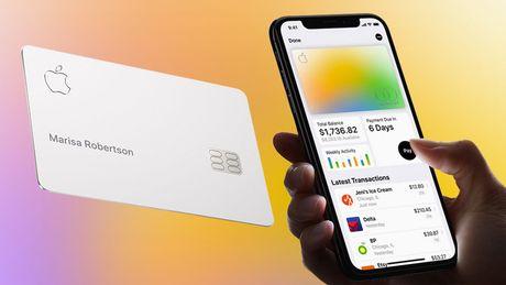 Apple ném thẻ tín dụng của bạn 3