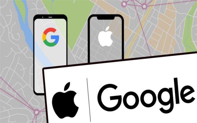 Apple y Google hace lo suyo sistema seguimiento mucho más seguro y flexible