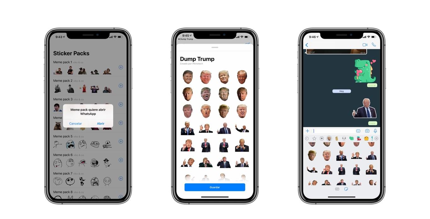 Pelajari cara membuat stiker untuk WhatsApp di iPhone