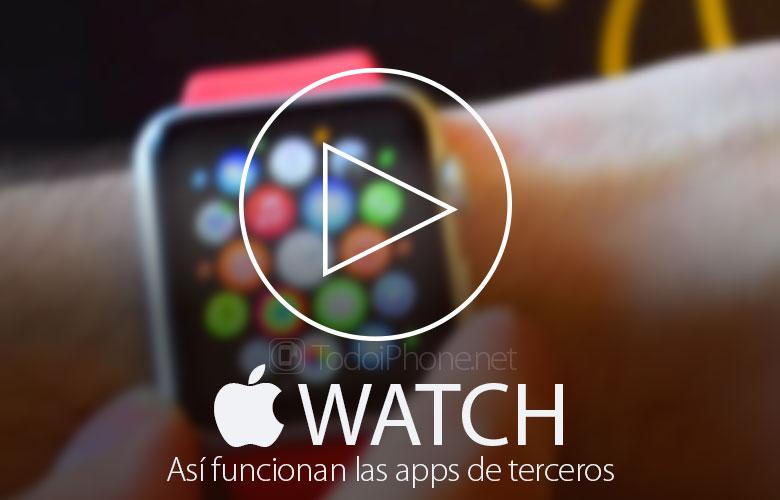 Begitulah cara mereka bekerja, di Apple Watch, aplikasi pihak ketiga 1