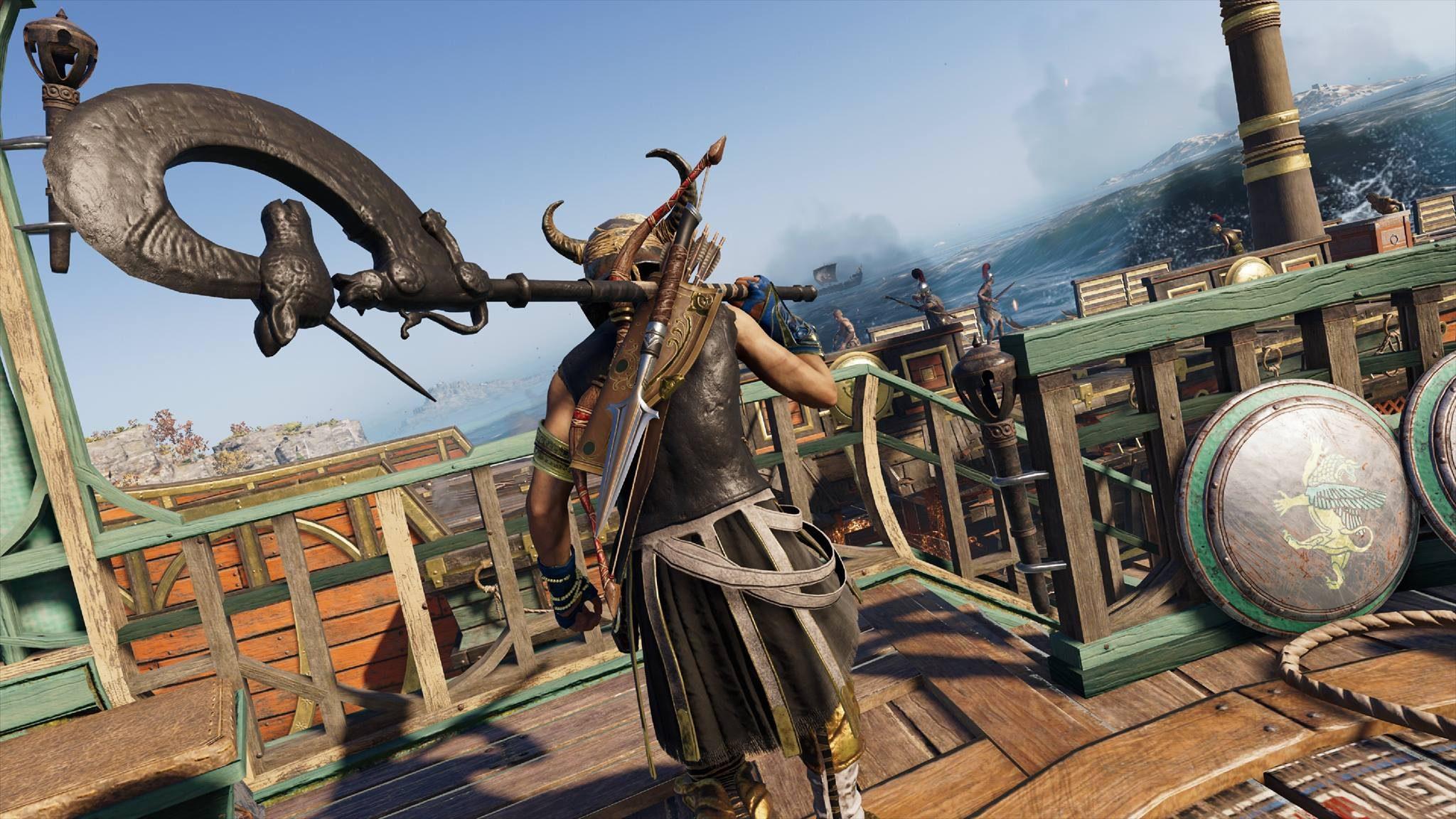 Assassin's Creed: Odyssey está disponible gratis este fin de semana