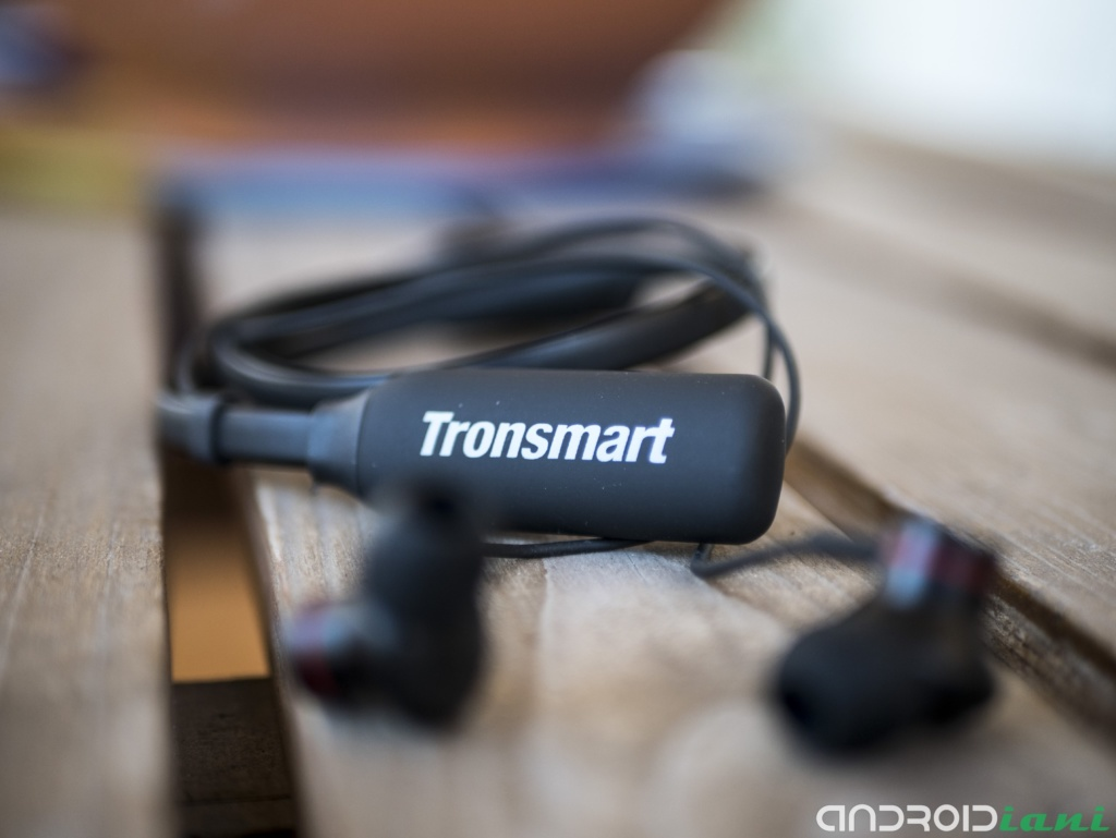 Headphone Tronsmart Encore S2 Plus: ulasan 1