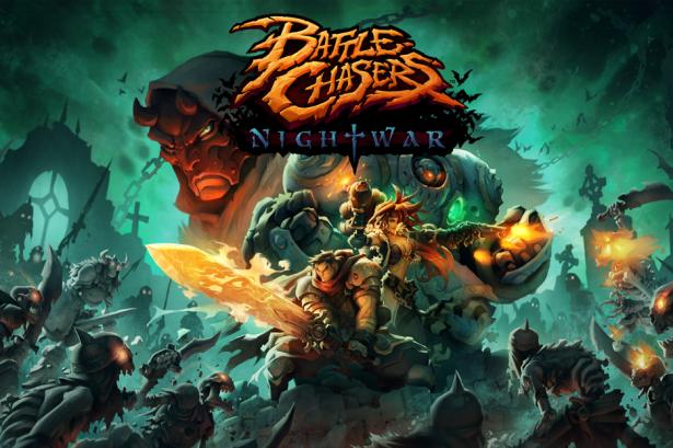 Battle Chaser: Nightwar, vai trò chiến đấu theo lượt và không thể nhầm lẫn 1