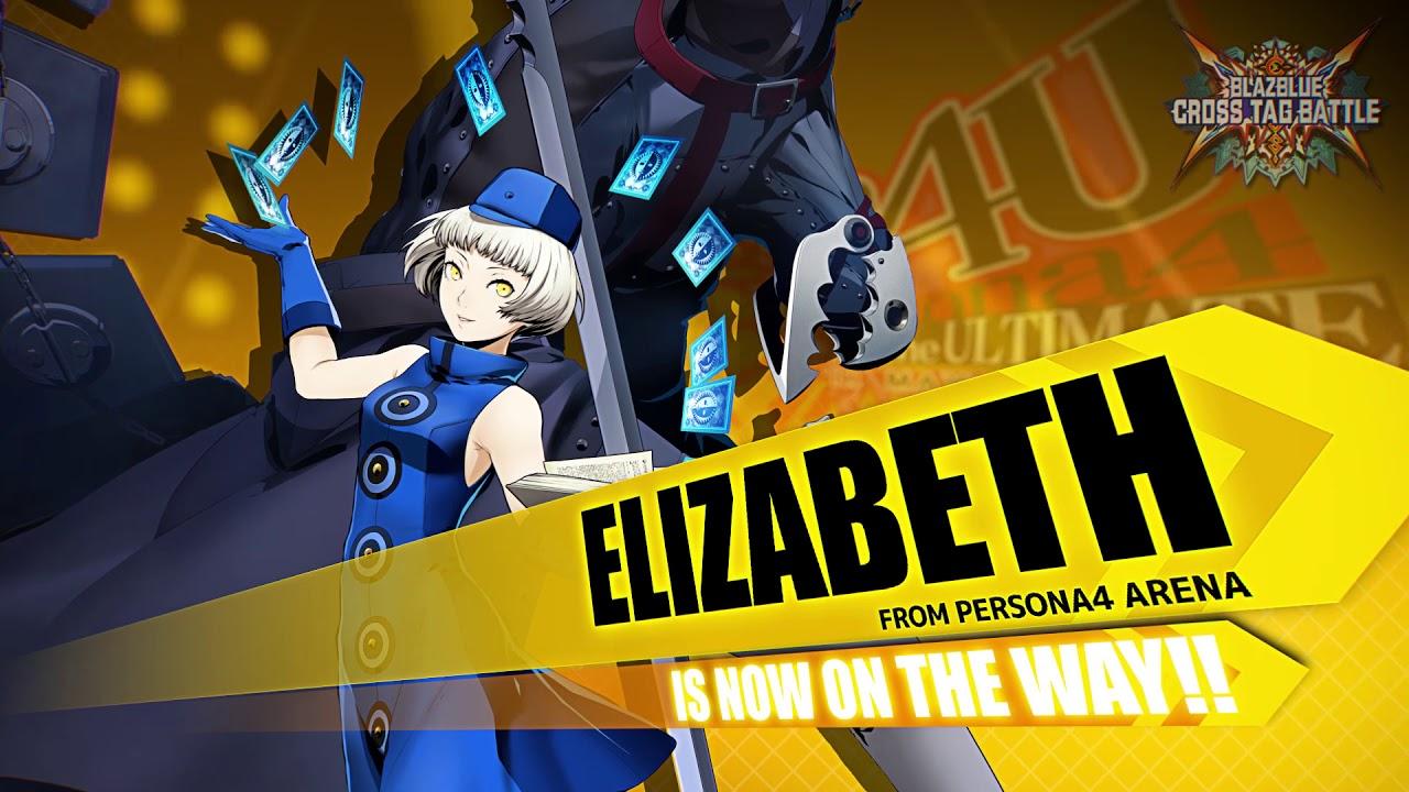 BlazBlue: Sisa karakter DLC Cross Tag Battle terungkap, Versi 2.0 diluncurkan 21 November 2019