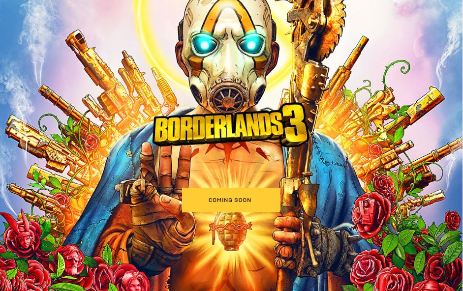 Trò chơi Borderlands 3 Được lưu trữ trong đám mây của Epic Games Store đã bị hỏng 2