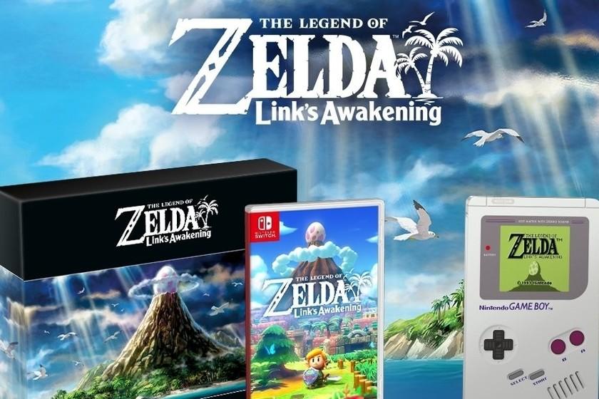 Edisi terbatas yang brilian dari The Legend of Zelda: Kebangkitan Tautan dalam kotak terbuka yang akan membuat Anda ingin mendapatkannya