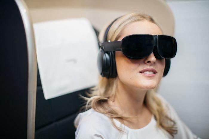 British Airways tarjoaa virtuaalitodellisuusviihdettä