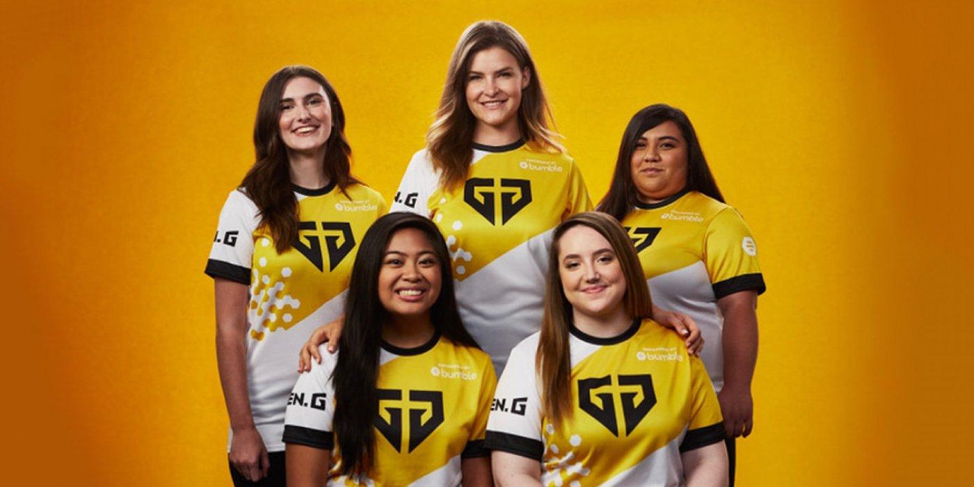 Bumble Menciptakan Kompetitif Semua-Wanita Pertama Fortnite Tim