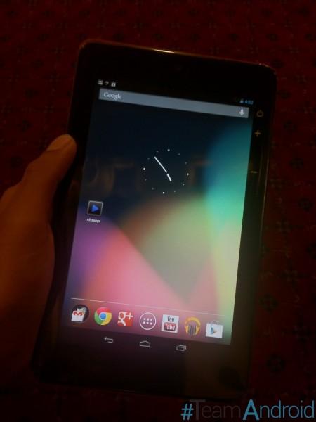 CARA: Perbarui Nexus 7 ke EOS3 4.1.1 ROM Kustom Jelly Bean 1