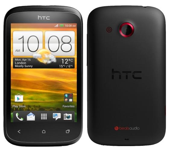 CARA: Instal Slim Sense 4.0 ICS di HTC Desire C