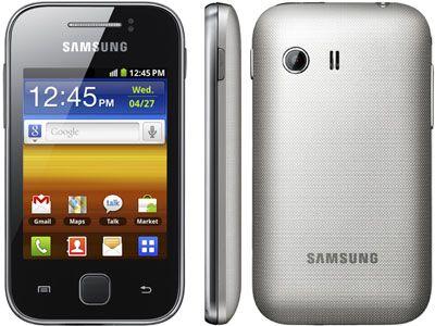 CARA: Root Samsung Galaxy Y S5360 di Android 2.3.5 / 2.3.6