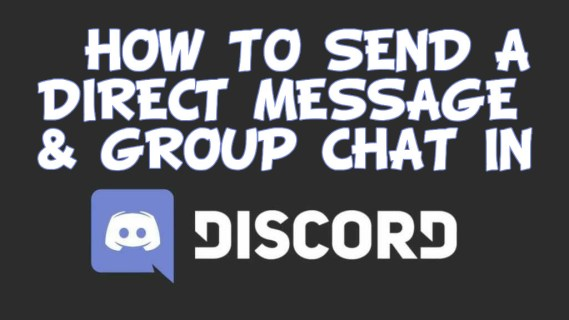 How to DM Someone to Discord 1
