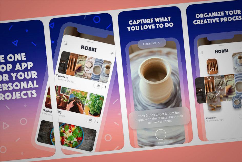 Bagaimana FacebookAplikasi Hobbi baru mencoba menyalin Pinterest