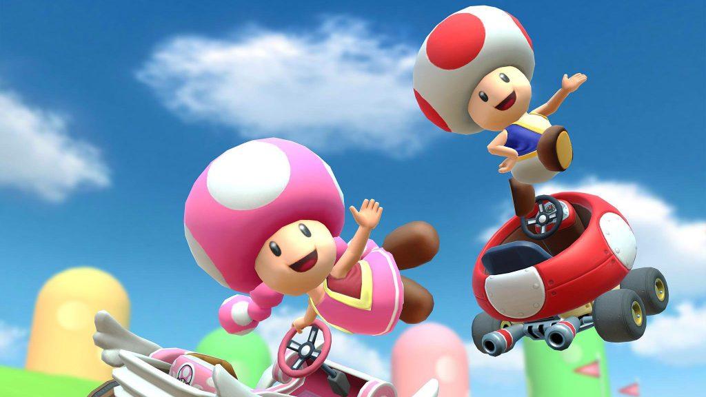 Cách mở bảng xếp hạng trên Mario Kart Tour 2