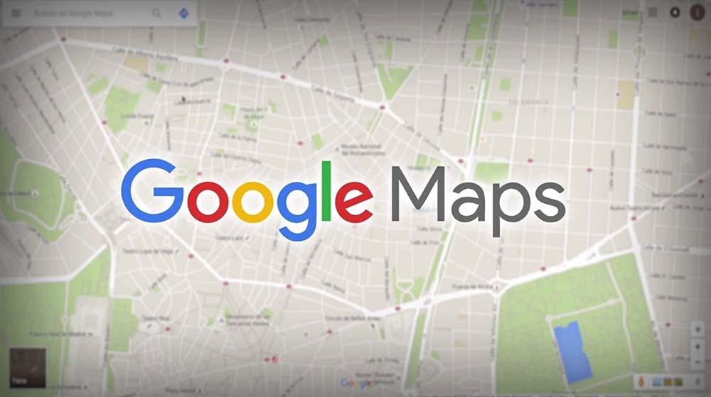 Cómo añadir un acceso directo de ruta de Google Maps en nuestro móvil