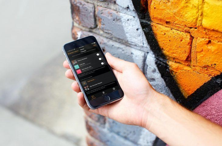 Cara menambah, menghapus, dan mengelola musik di Apple Watch 1