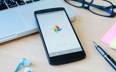 Cómo agregar texto a Google Photos