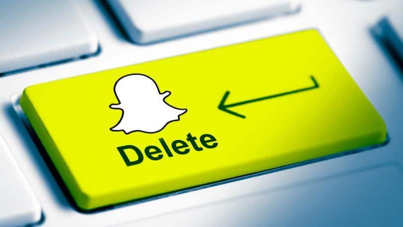 Cách xóa tài khoản Snapchat của bạn 1