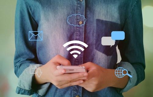 Kuinka muodostaa yhteys langattomaan verkkoon ilman WiFi-salasanaa