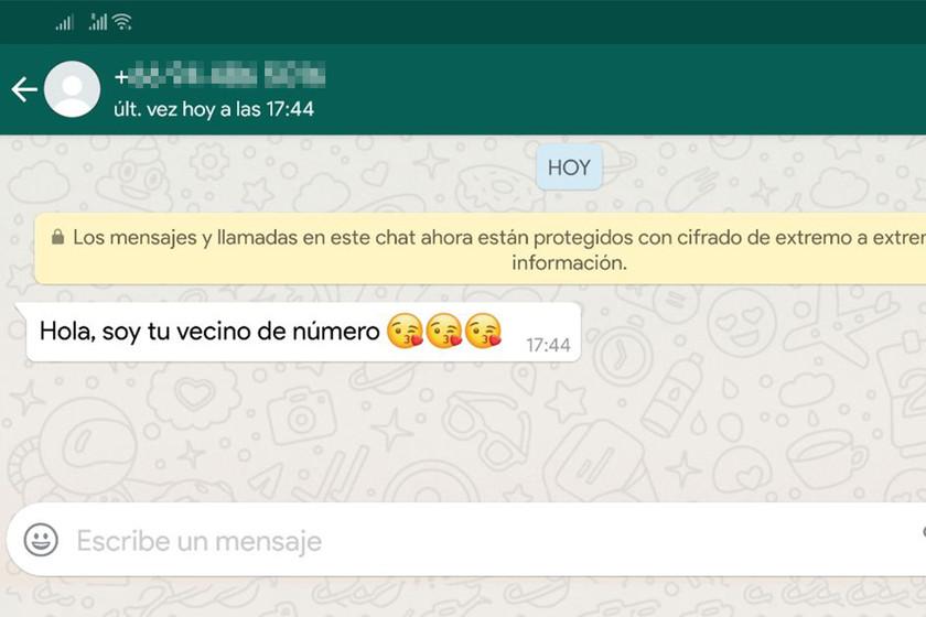 Cara mengkonfigurasi WhatsApp agar tidak terganggu oleh nomor tetangga Anda
