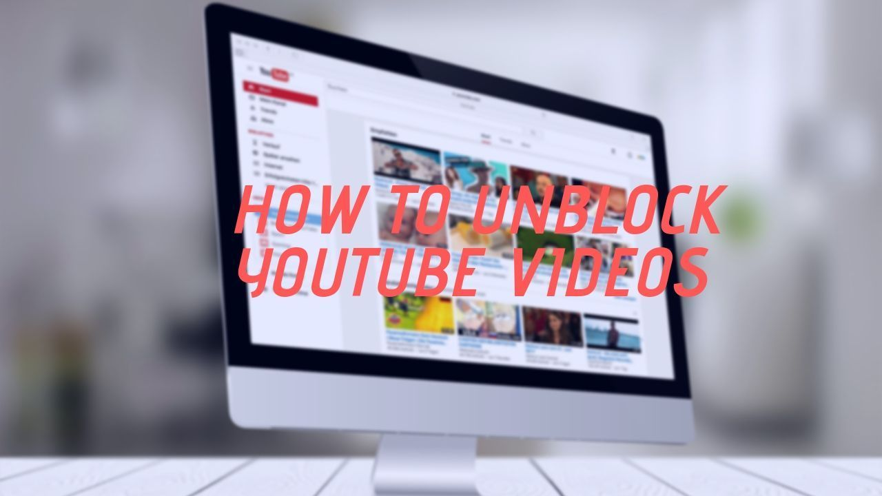 Cara Membuka Blokir YouTube Video