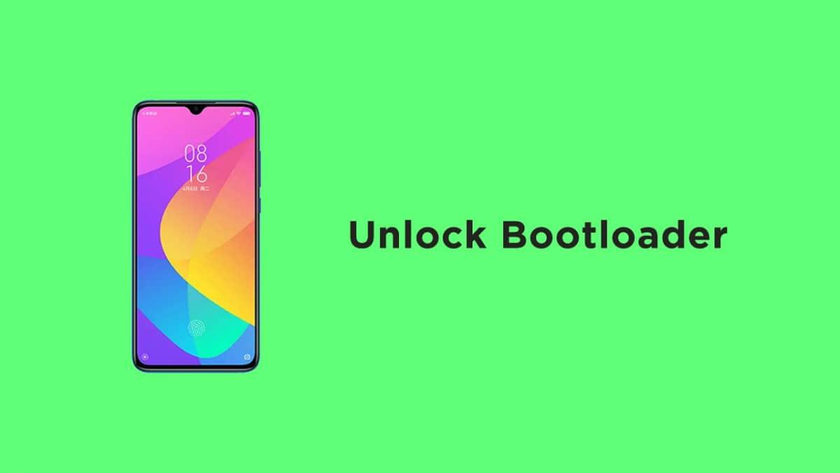 Buka Bootloader Di Xiaomi Mi CC9E