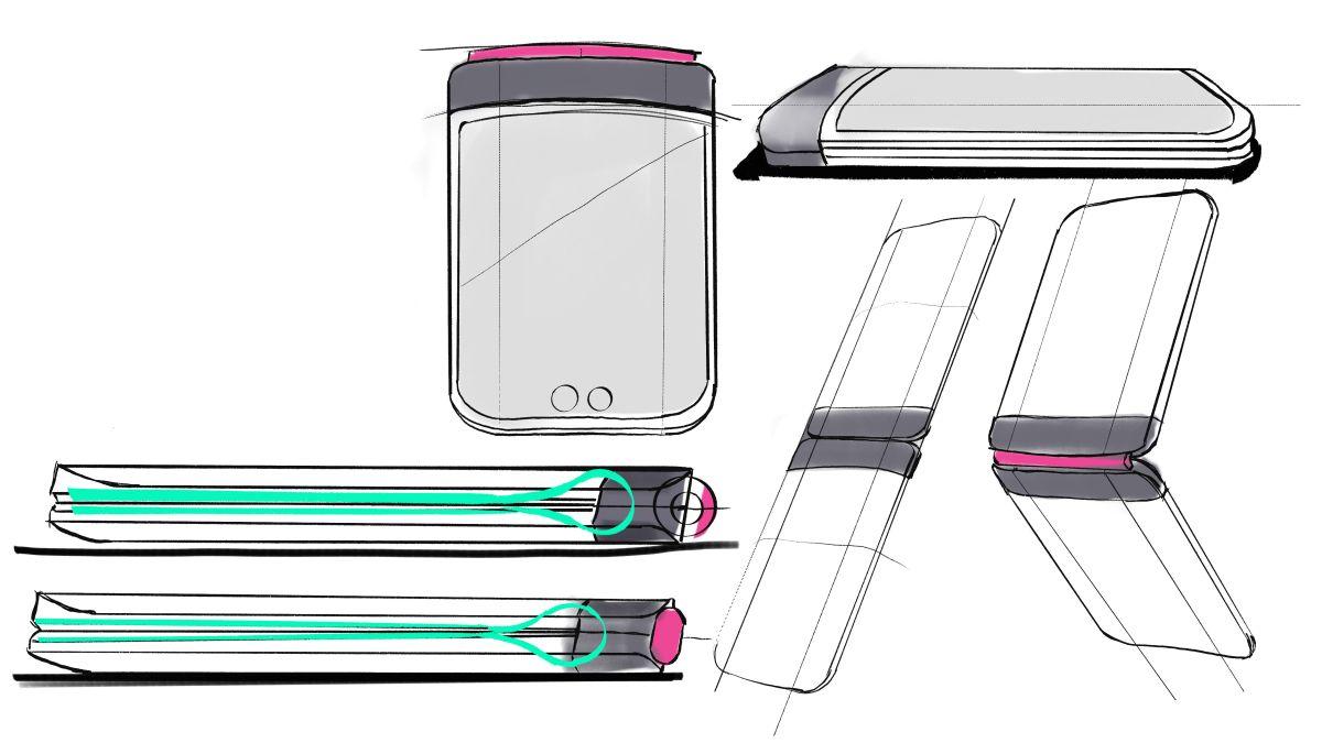 Bagaimana Motorola Razr hampir menjadi jam tangan pintar, tetapi sebaliknya menjadi retro reboot