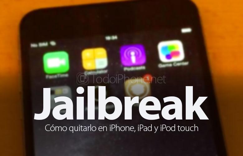Cách xóa hoặc xóa Bẻ khóa khỏi iPhone, iPad hoặc iPod Touch 1