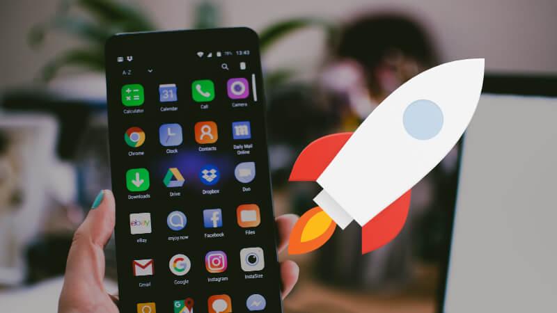 Förhindra Android från att döda appar i bakgrunden
