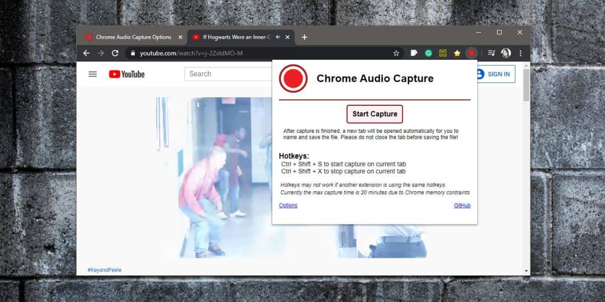 Cara merekam audio dari tab di Chrome